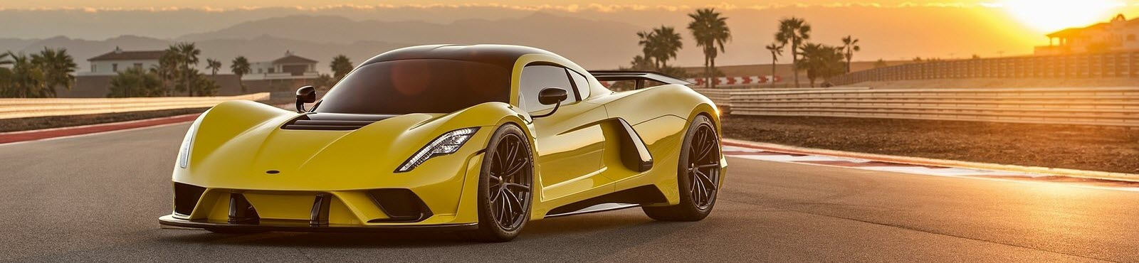 Venom F5 | 311 MPH Top Speed Hypercar from Hennessey