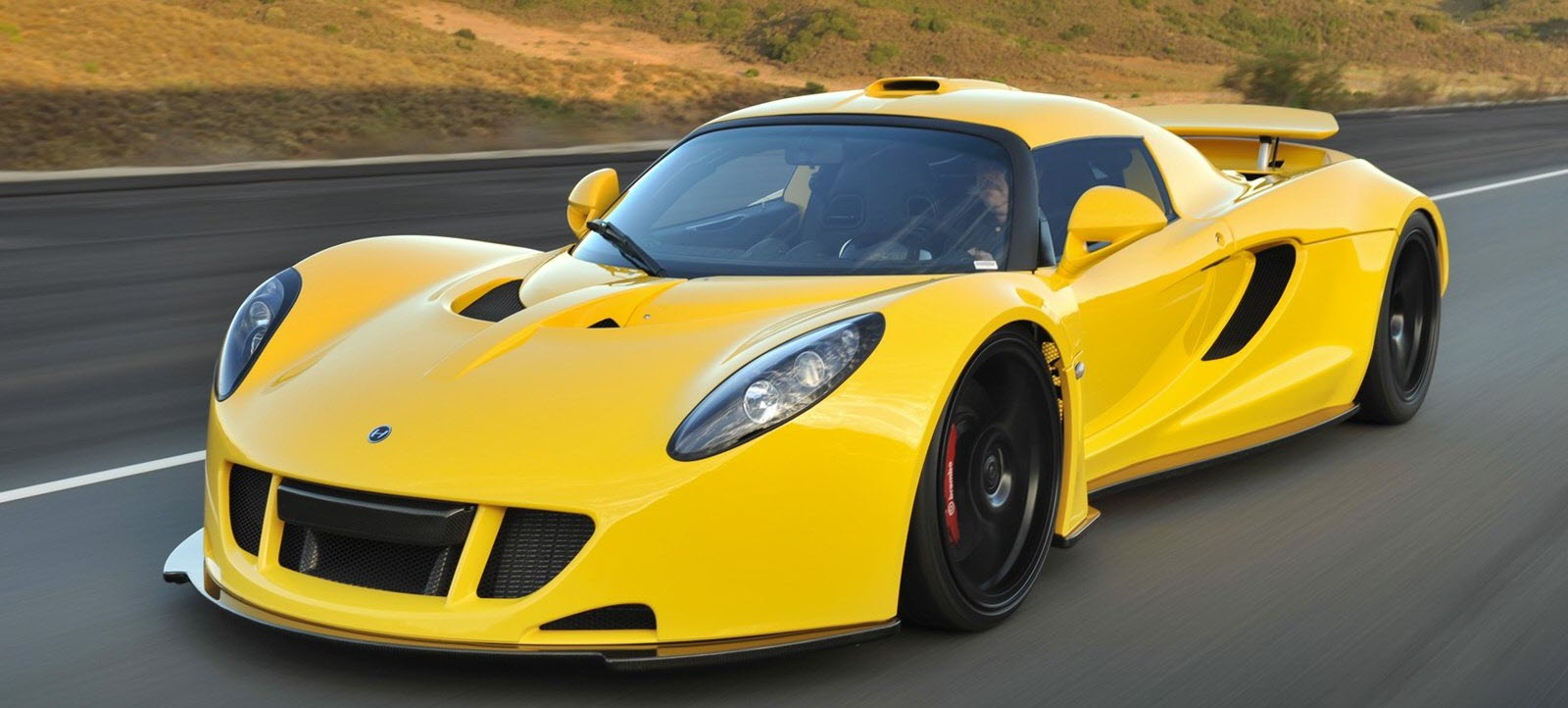 Hennessey Venom GT | Guiness World Record Holder!